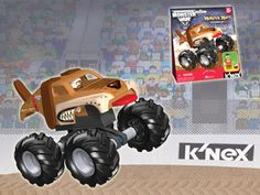 Monster Mutt  Building Set  $8.99