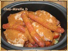 Couscous Facile cuit dans l'Ultra Plus