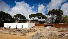 praça nova do castelo de sao jorge. João Luís Carrilho da Graça. Lisbon
