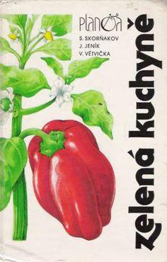 Obal knihy Zelená kuchyně
