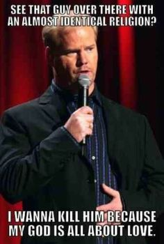 Funny Jim Gaffigan Quotes - Snappy Pixels