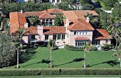 Homes of Hollywood Celebrities: Ivana Trump Hollywood Celebrity Home