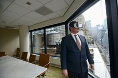 The technology is expected to transform the real estate industry, and, many say, make house-hunting more efficient.