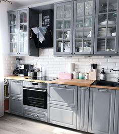 bodbyn ikea gray lower cabinets kitchen pinterest kitchen rh pinterest com