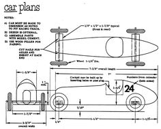 Pinewood Derby track plans … | Pinteres…