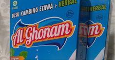 Al Ghonam (Susu kambing Etawa+herbal)