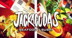Jackacuda's at HarborWalk on the Destin Harbor!