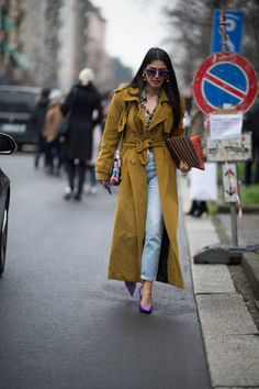 Arsena Saribatur seen after the Etro show during the Milan Fashion Week Fall/Winter 2018/19 on February 23 2018 in Milan Italy