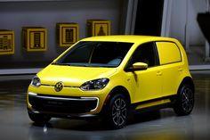 Volkswagen e.load up! live in Frankfurt 09.9.2013 #ValleyMotors