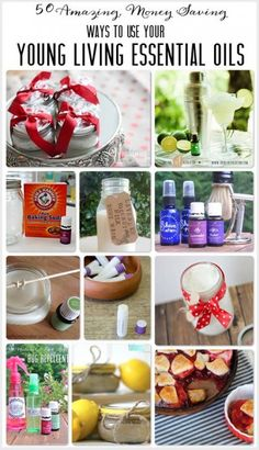 50 Uses For Essential Oils!   Practically Functional