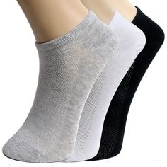 Hell 6,12 Pair Ladies Women Invisible No Show Liner Pump Secret Footsies Socks 4-7 Socken Socken & Strümpfe