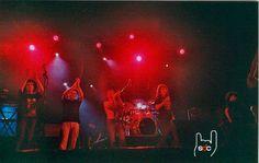 Final del concert a la ciutadella de Roses, el 18 d'agost del 2001.