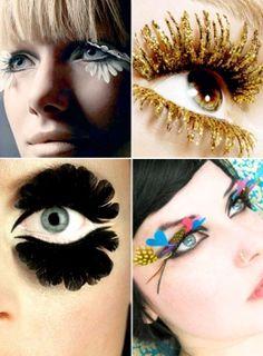 Awesomely Extreme Eyelashes