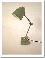 desk lamp industrial vintage design