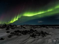 Capture the Northern Lights with a Digital Camera