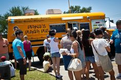 The Rest of the Best: Houstons Top 10 Fancy Food Trucks #houston #food #houpress
