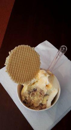 Icecream eaten at Schuhbeck Eissalon.