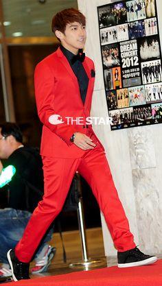 #Dream_Concert_2012 #12052012 #2PM #Junsu #Red_Carpet