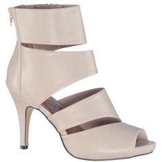 """Sandale cu toc inalt,pentru femei marca Mojito Fete: piele ecologica Interior: piele ecologica Talpa: sintetic Toc: 10 cm"" Mojito, Heeled Mules, Peeps, Peep Toe, Interior, Shoes, Fashion, Moda, Zapatos"