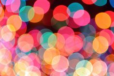 2/365 Christmas Bokeh by Jeka World Photography, via Flickr