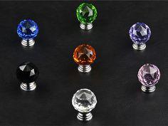 81 best crystal knobs handles images dresser pulls crystal rh pinterest com