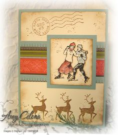 Stampin' Up! Winter Post