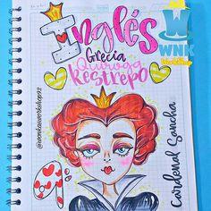 W N K workshop🎩 (@wonkasworkshop92) • Fotos y videos de Instagram School Subjects, Workshop, Notebook, Instagram, Lettering, Photo And Video, Drawings, Makeup, Colorful