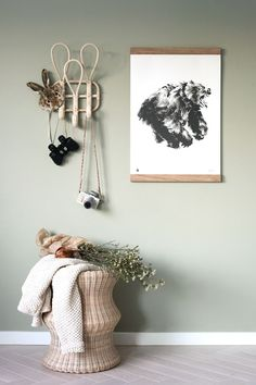 Pinja Forsman for Teemu Järvi Illustrations. Styling by Pinja Forsman. Interior And Exterior, Interior Design, Prop Styling, Frames On Wall, New Homes, Gallery Wall, Finland, Walls, Illustrations
