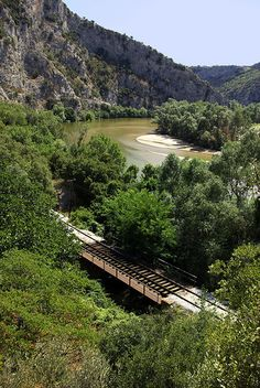 This is my Greece | The greek part of Nestos River, the modern boundary of Macedonia and Thrace