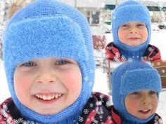 Как связать детскую шапочку-шлем. Обсуждение на LiveInternet - Российский Сервис Онлайн-Дневников