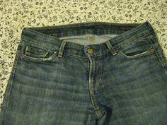 Citizens Of Humanity Women's Full Leg Jeans Kate #066 Size 28 x 30 #CitizensofHumanity #WideLeg