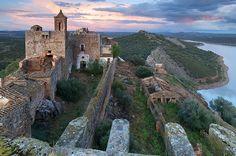 Castillo de Azagala, Badajoz - Spain