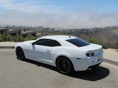 2010 M6 SS/RS Summit White Camaro