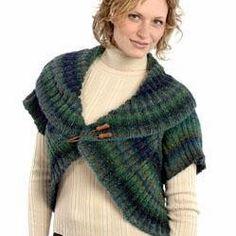 NobleKnits.com - Plymouth Kudo Knit Vest/Shrug Pattern 1610, $5.95 (http://www.nobleknits.com/products/Plymouth-Kudo-Knit-Vest{47}Shrug-Pattern-1610.html)