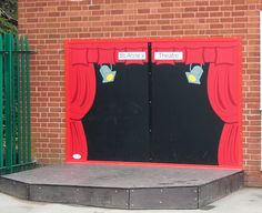 AMV Playground Equipment Case Studies - Outdoor Stages For Schools | AMV Playground Solutions