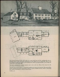 Houses for homemakers-1945 This is the house plan I have been looking for. This is it. this is a book. turn to page 85. this is our next house. inspired from an old plan to be modern, clean, simple, and embrace tradition as well as modern convenience.