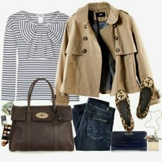 My Style| Tory Burch Reva + leopard! $74 OMG!! Holy cow, I'm gonna love this site