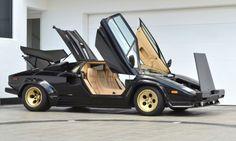 Lamborghini Countach. Love It.