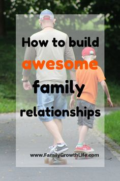 Find out how fun outdoor activities helps to build super strong family bonds - #family activities # family love # strong family bonds