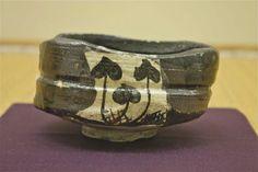 Kuro Oribe Ware,17th century,Japan