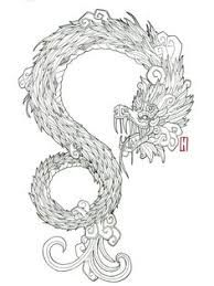 Resultado de imagen para dragon azteca
