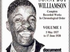 Whiskey Head Blues, Sonny Boy Williamson 1 #Music #Blues