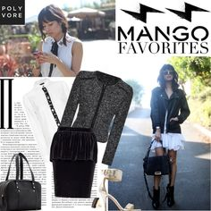 """Want to win a trip to Barcelona for two and a front row seat in our next show at 080 Barcelona Fashion?  Create a set with the most sought after trends and enter the """"Winter Aesthetic with Mango and That's Chic"""" competition through Polyvore. Rachel, the stylish blogger behind ThatsChic.net. will choose the winner and the ten finalists!   ENTER HERE: http://polyv.re/R7TKkN"""