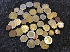 Lot-Of-41-Foereign-Coins-World-Coin-Collection-Starter-FAST-S-amp-H