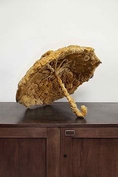Wolfgang Paalen - The second version of Nuage articulé, executed for the International Surrealist Exhibition in Mexico-City at the Galería de Arte Mexicano, 1940 (originally executed in 1937 for the International Surrealist Exhibition in Paris, 1938)