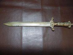 Abridor De Cartas - Espada - Mesbla - Decada 50 - R$ 80,00 em Mercado Livre