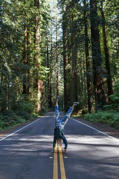 Cali Redwoods roadtrip | UO