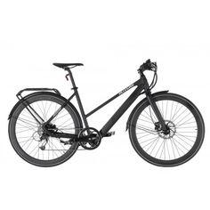 Invisible Comfort 48 cm (City Kit).  Das City E-Bike im unauffälligen und schlichten Design zeigt nicht auf den ersten Blick, dass du mit einem E-Bike stressfrei durch die Strassen fährst. Der integrierte Rahmen-Akku des Allegro Invisible Roadbikes rückt die E-Komponenten komplett in den Hintergrund. Schlichte Eleganz trifft Fahrkomfort. Bicycle, Vehicles, Design, Veils, Simple Elegance, Bicycle Kick, Rolling Stock, Bike, Bmx