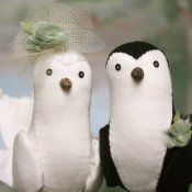 Steve and Ivory are such happy newlyweds.