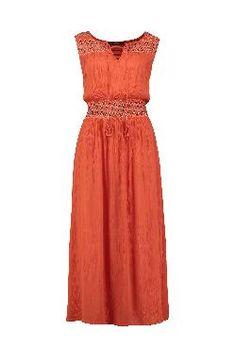 Expresso - Face jurk - Papaya oranje maxi-jurk gemaakt van een soepele viscose met kreukeffect.Verkrijgbaar bij Jurkjes.nl! #jurkjes #jurk #dress #koningsdag #kingsday #summer #spring #lente #style #fashion Summer Dresses, Formal Dresses, Fashion, Dresses For Formal, Moda, Summer Sundresses, Formal Gowns, Fashion Styles, Formal Dress
